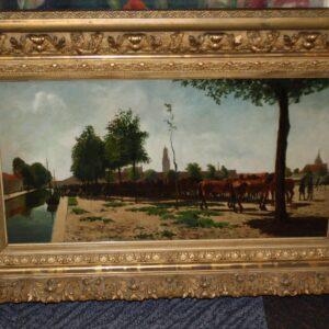 Verrassend schilderijen 19e eeuw Archieven - Kunst Kabinet KV-11